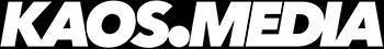 Kaos.Media / Kaos Historical Media Logo